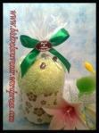 towel cake-bluder chips plastik | Rp. 5000,-/pcs