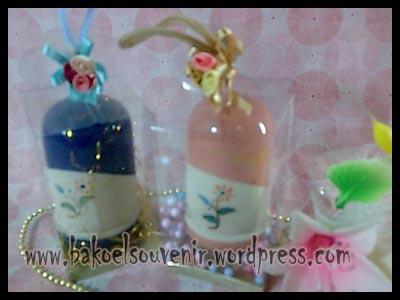 souvenir keramik-tempat tusuk gigi TG-7 packing mika >> Rp.5000,-