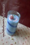 towel cake doubel >> Rp. 6000,- /pcs