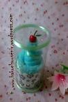 Towel cake-ice cone >> Rp.7000,- /pcs