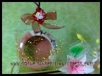 souvenir keramik-asbak bulat AB-1 packing mika >> Rp. 6000,-