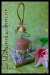 souvenir keramik-Bell BL-3 packing mika >> Rp. 5250,-
