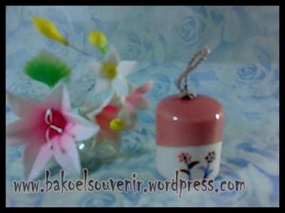 souvenir keramik-bell BL-3 >> Rp. 5250,-