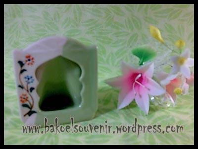 souvenir keramik-frame foto PG-1 >> Rp.5500,-