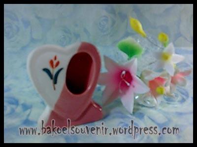 souvenir keramik-frame foto PG-2 >> Rp.5500,-