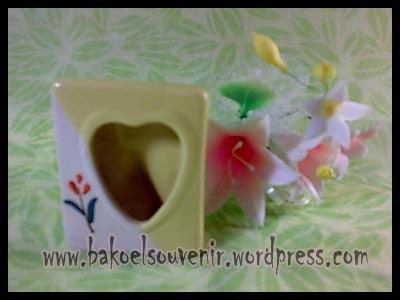 souvenir keramik-frame foto PG-3 >> Rp. 5500,-