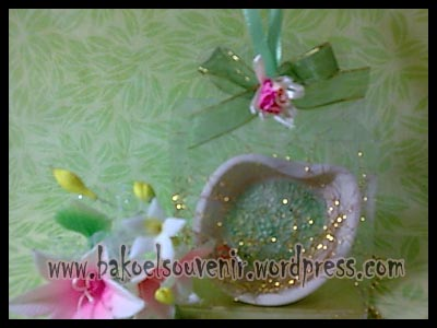 souvenir keramik-Lepek LP-7 packing mika >> Rp. 6500,-