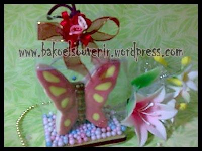 souvenir keramik-tempat kamper TK-3 packing mika >> Rp. 6000,-