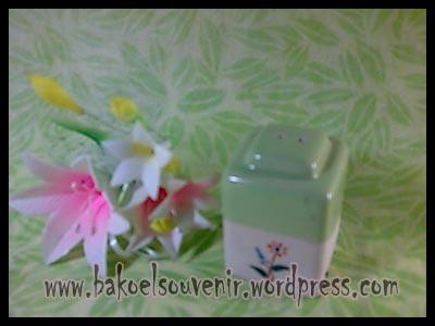 souvenir keramik-tempat merica TM-6 .. Rp. 5000,-