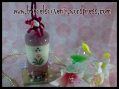 souvenir keramik-tempat tusuk gigi TG-1 packing mika >> Rp.5500,-