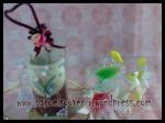 souvenir keramik-tempat tusuk gigi TG-2 packing mika >> Rp. 5000,-
