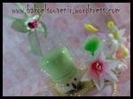 souvenir keramik-tempat tusuk gigi TG-8 packing mika >> Rp. 5300,-