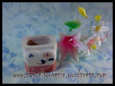 souvenir keramik-tusuk gigi TG-4 >> Rp.4800,-