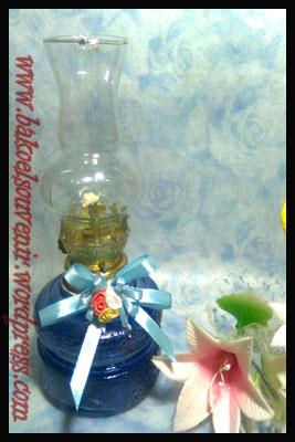 lampu tempel-apel biru >> Rp. 6800,- /pcs