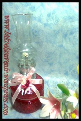 lampu tempel-apel merah >> Rp. 6800,- /pcs