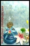 lampu tempel-jamur biru || Rp. 6800,- /pcs