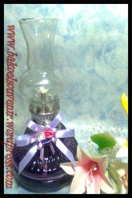 lampu tempel-jamur ungu >> Rp. 6800,- /pcs