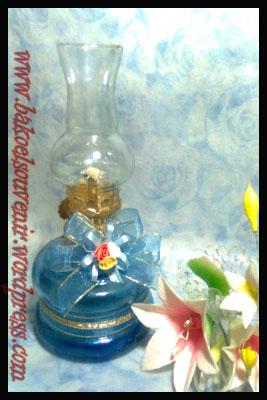 lampu tempel-ublik HK-05 biru >> Rp. 7000,- /pcs