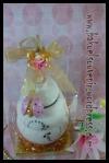 souvenir keramik-toples madu TP-2 packing mika >> Rp. 10.500,-