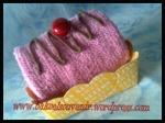 Towel cake Roll cake chery >> Rp. 6500,-/pcs