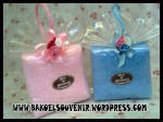 towel cake-bag towel mini >> Rp. 3350,-/pcs