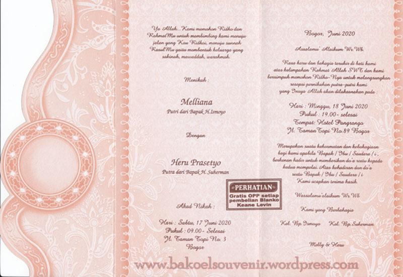 foto undangan pernikahan