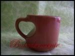 souvenir keramik Mug Love | Rp.10.000,-/pcs