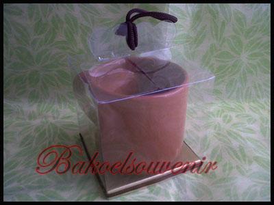 souvenir keramik gelas Love+mika | Rp.12.000,-/pcs