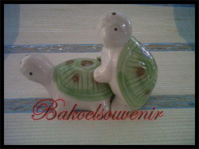 souvenir keramik kura DS | Rp. 9750,-/pcs