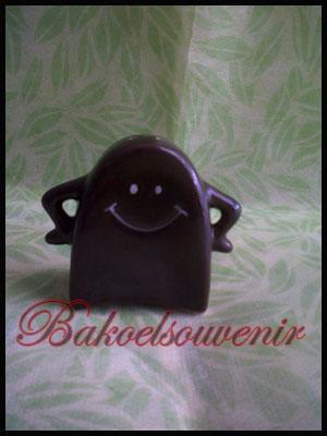Souvenir tempat merica ini berbentuk bonek lucu dengan gayanya yang ...