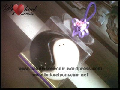 Souevenir Keramik Lada Garam yinyang - 7500