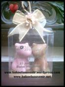 keramik lada garam anjing lucu | Rp.8500,- per pcs