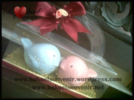 keramik lada garam burung merpati | Rp. 9000 per pcs