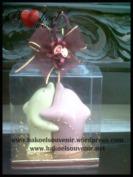 keramik lada garam lumba2 berpelikan | Rp. 9000 per pcs